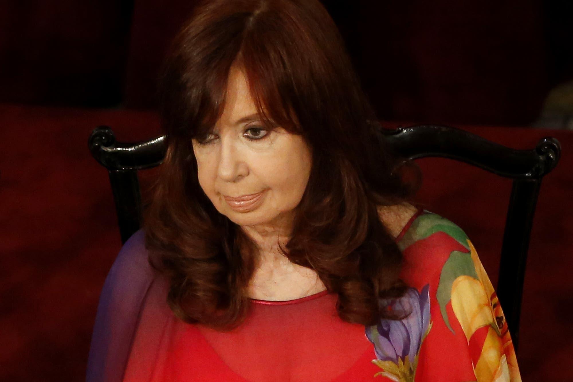 Cristina Kirchner impulsa un protocolo para la realización de sesiones virtuales