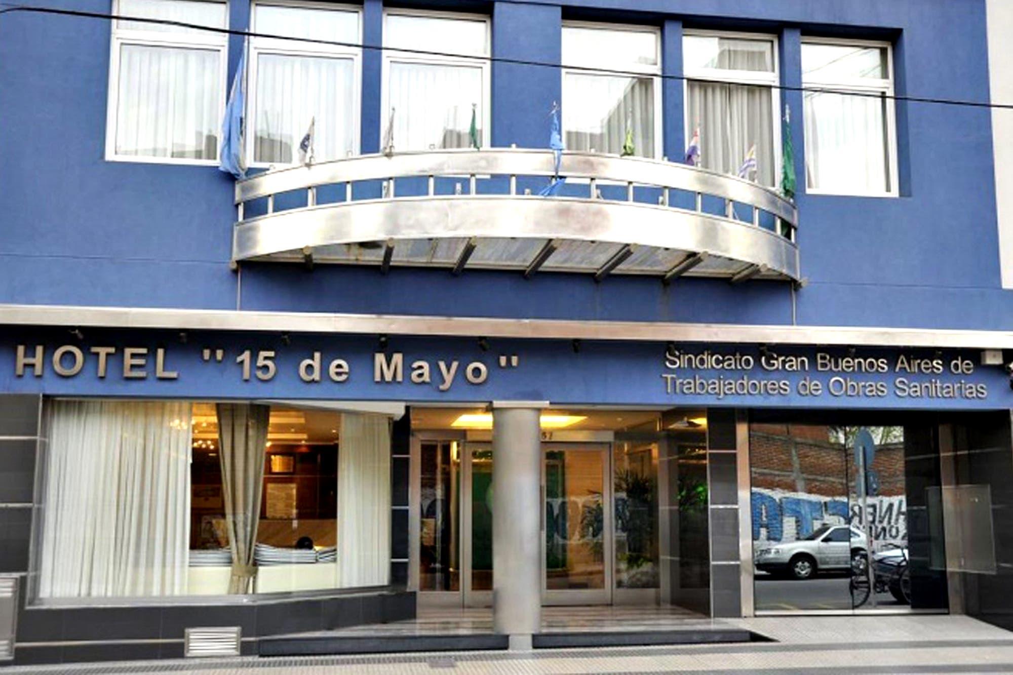 La CGT le ofrece al Gobierno los hoteles de los gremios para atender pacientes en cuarentena