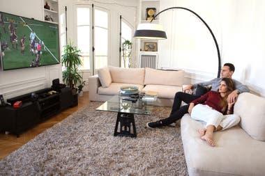 Imhoff miró por televisión el Mundial Japón 2019, algo que le resultó doloroso.