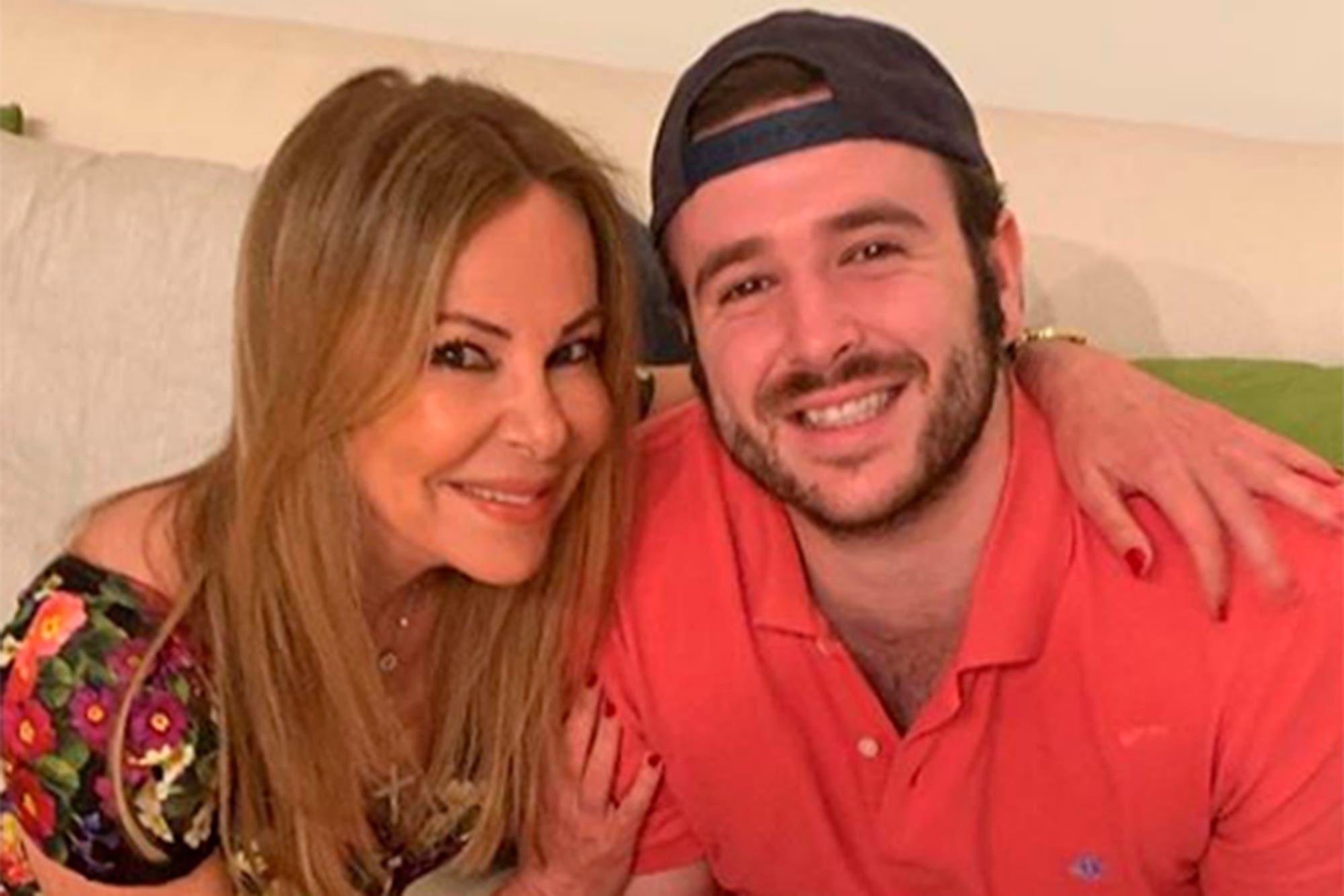 """Alessandro Lequio Porn la desgarradora carta de ana obregón a su hijo: """"te echo de"""