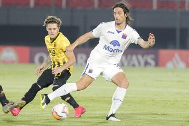 Sebastián Prediger, experiencia en un Tigre de corto recorrido en la historia de la Libertadores: en su segunda participación, el equipo de la primera Nacional está muy comprometido tras el 1-4 a manos de Guaraní.