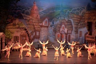 Coppélia, desde el Teatro Colón
