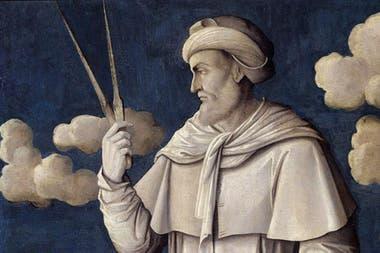 Lo que Euclides definió, Nicomachus matizó.  (Euclides ilustrado por Girolamo Mosetto)