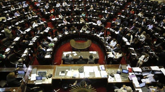 En el Congreso comenzó a controlarse el presentismo del personal