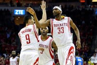 Los Houston Rockets de Prigioni comenzaron a pie firme en los playoffs