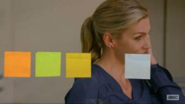 Kim Wexler y los metafóricos post-its