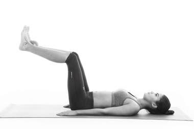 ejercicios pilates para fortalecer abdomen