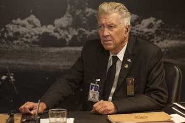 David Lynch, director, guionista y actor de su propia ficción