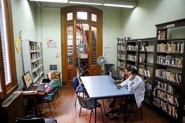 Biblioteca José Mármol en Belgrano