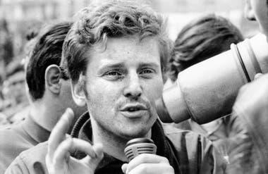 Habla Daniel Cohn-Bendit, uno de los líderes de las protestas