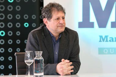 Eduardo Levy Yeyati, decano de la Escuela de Gobierno de la Universidad Di Tella
