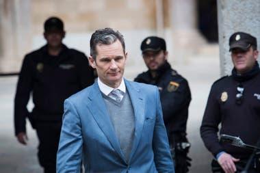 Urdangarín fue condenado por prevaricación, malversación, tráfico de influencias, fraude y dos delitos fiscales