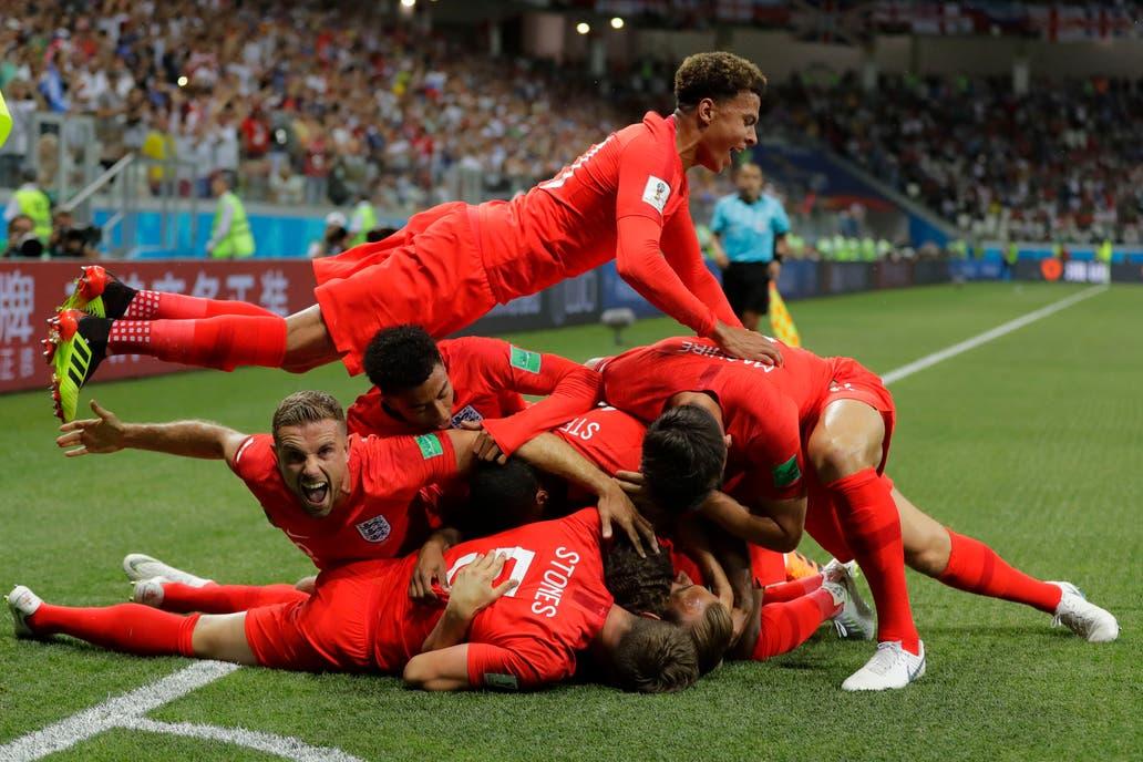 Resultado de imagen para Inglaterra rusia 2018