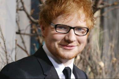 Ed Sheeran se convirtió en papá. El nombre de su bebé recién nacida tiene origen griego