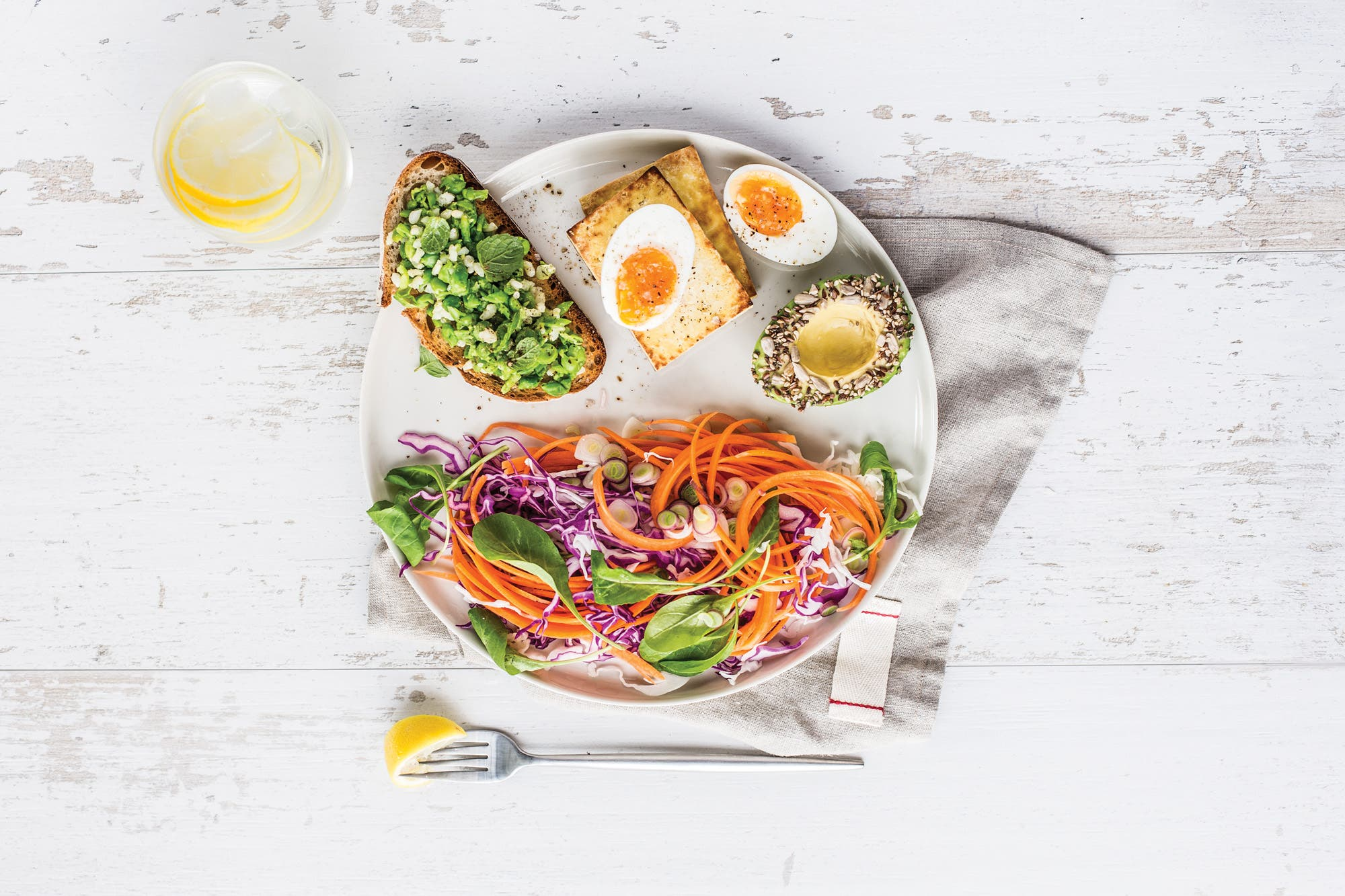 dieta huevo duro clinica mayor