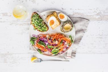 Dieta baja en grasas menu semanal