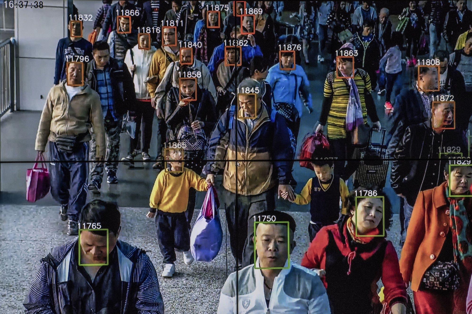 Ponen en duda la fiabilidad de los sistemas de seguridad basados reconocimiento facial