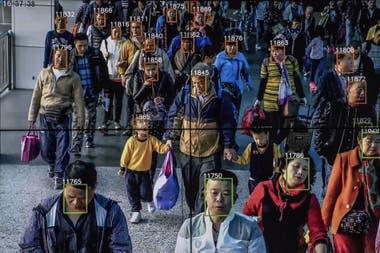 En China los sistemas de supervisión masiva están implementados hace años