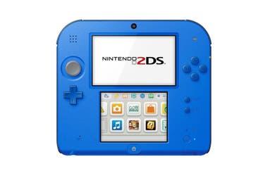 Consola portátil. La Nintendo 2DS viene con Mario Kart preinstalado ($ 3899)