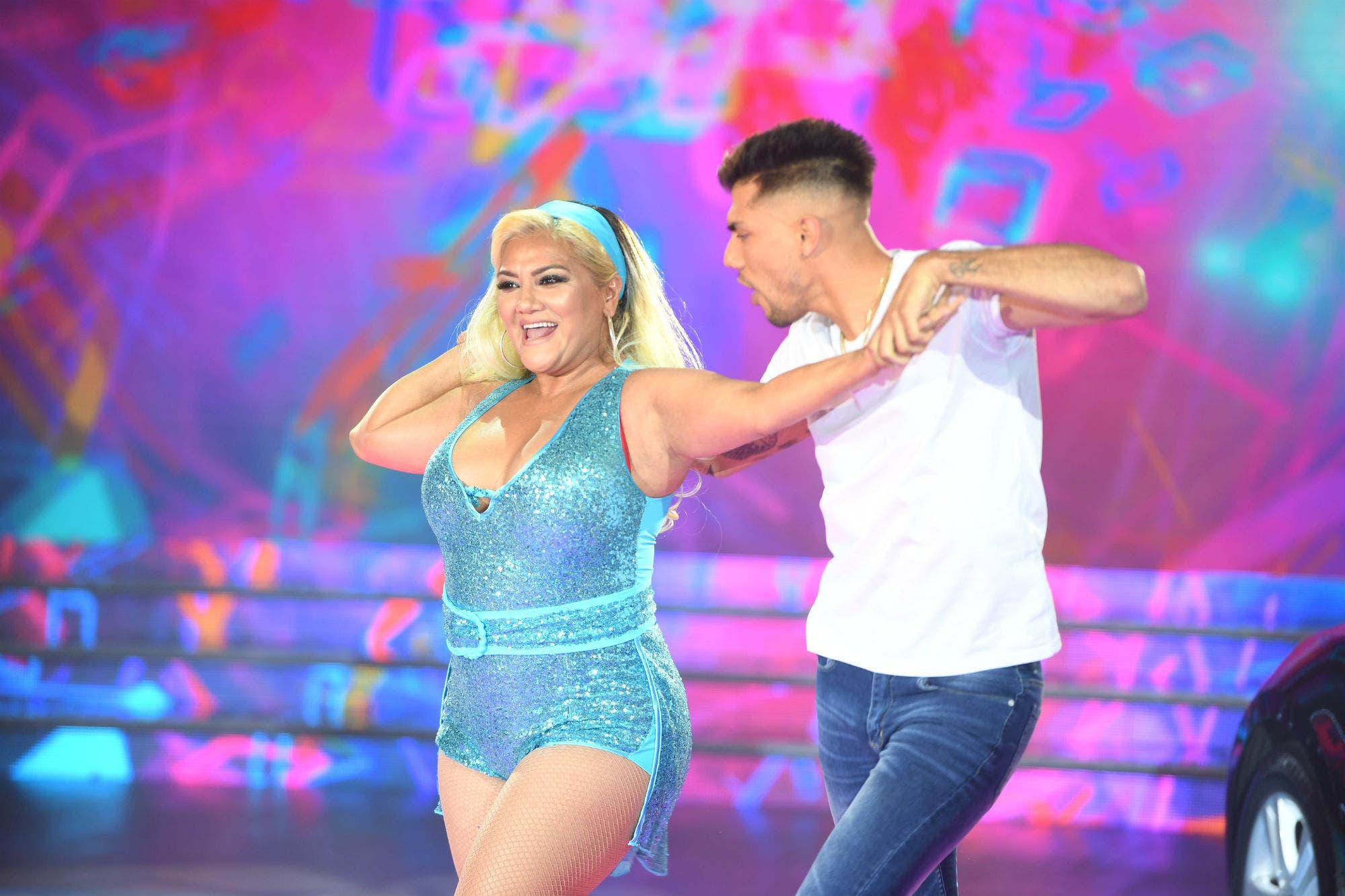 ShowMatch 2018: La Bomba Tucumana y una feroz pelea con Laurita Fernández