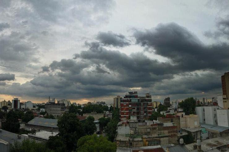 Pronóstico: hay alerta por tormentas fuertes en varias provincias del centro del país