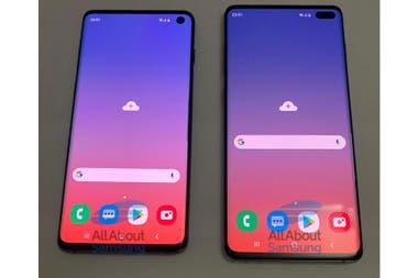 c03e5953156 La nueva filtración muestra a dos prototipos operativos de Samsung, que  revelan cómo podrían ser