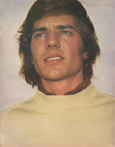 """Sergio Denis cantó por primera vez """"Te llamo para despedirme"""" en el año 1969"""