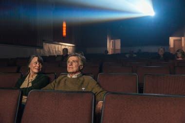 En su último film, Redford comparte protagonismo con Sissy Spacek
