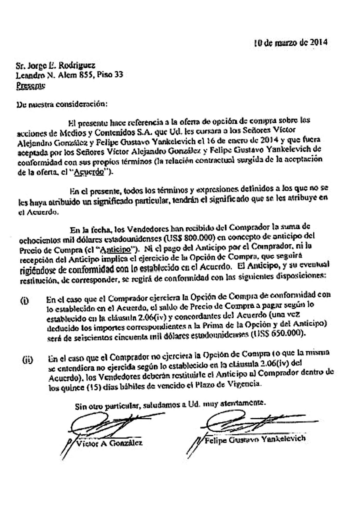 """Uruguay complicó a """"Corcho"""" Rodríguez en la investigación por las coimas de Odebrecht"""