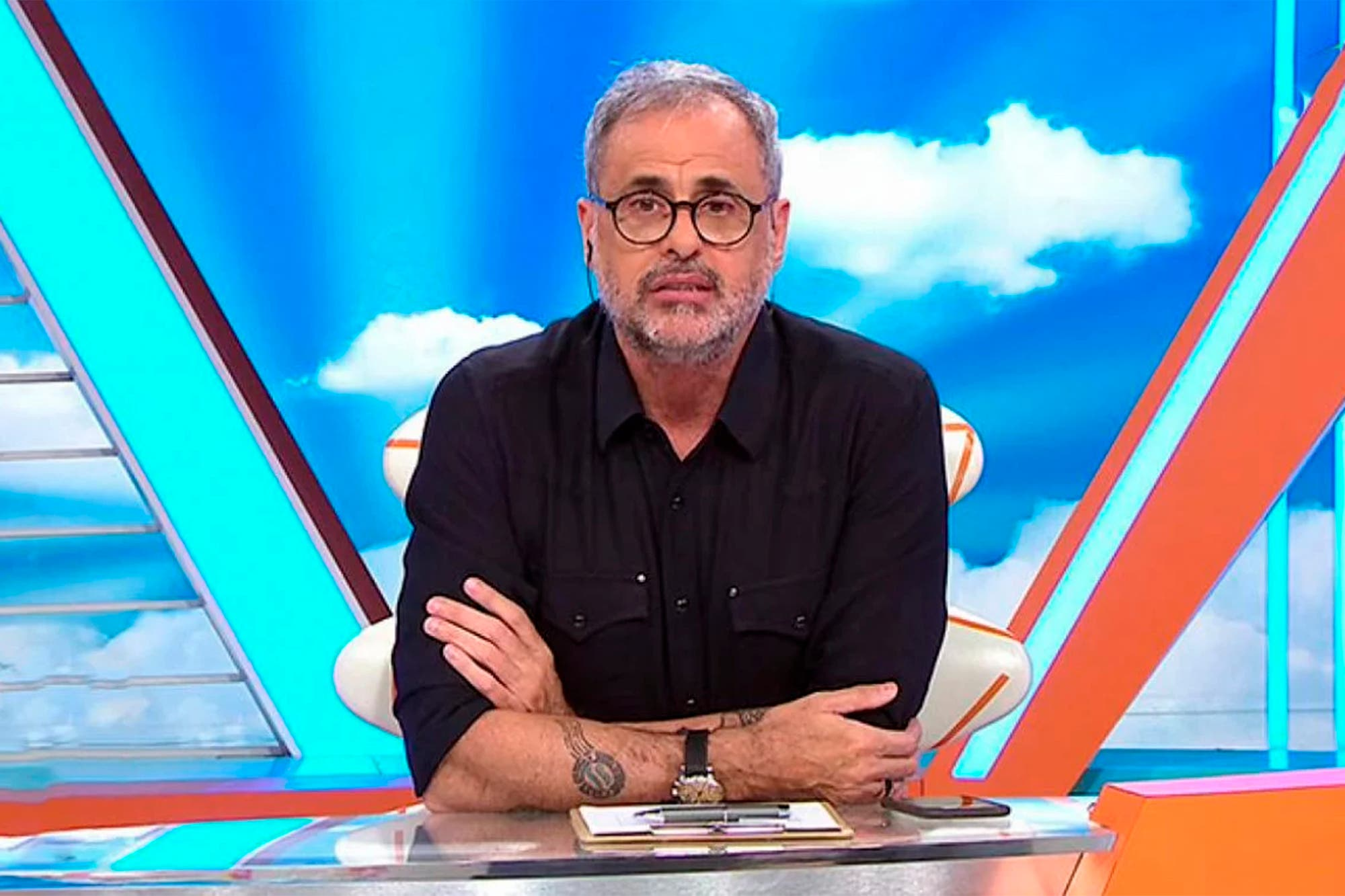 Polémico descargo: Jorge Rial dijo que Luis Brandoni es un maltratador