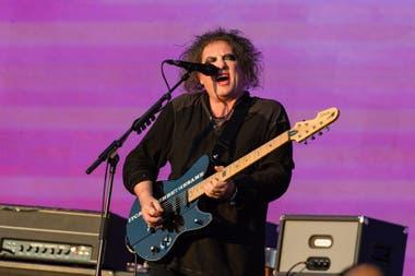Los amantes de The Cure podrán revivir en pantalla grande el increíble concierto de la banda en Hyde Park