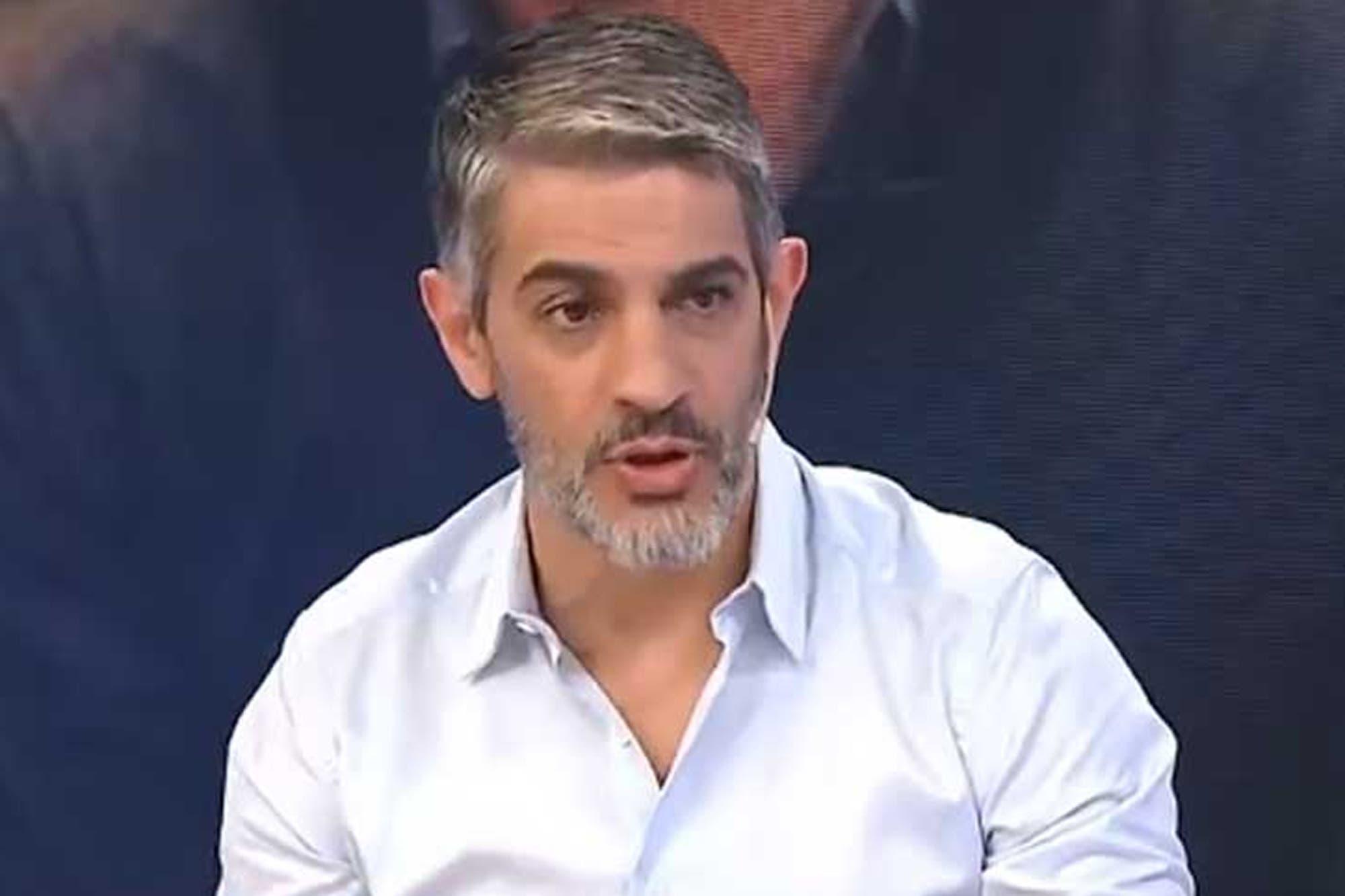 """Pablo Echarri, sobre Dady Brieva: """"Estoy un poco de acuerdo con lo que dijo"""""""