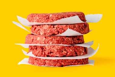 Hamburguesas vegetales de Impossible Foods