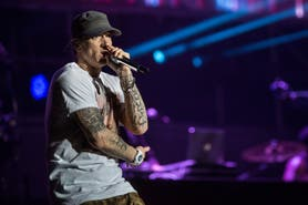 Playlist: Eminem, Green Day, The 1975, Enrique Bunbury y más