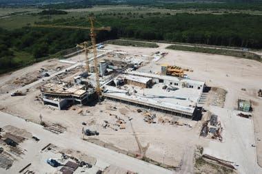 Así es el reactor multipropósito más moderno del mundo