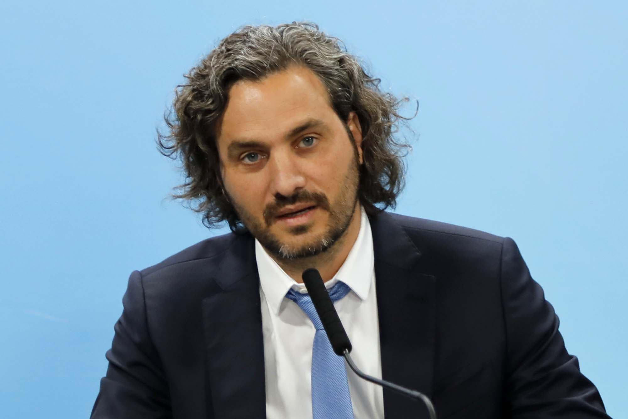 Encuentro en el CCK. Santiago Cafiero reúne al gabinete para definir la agenda postcuarentena