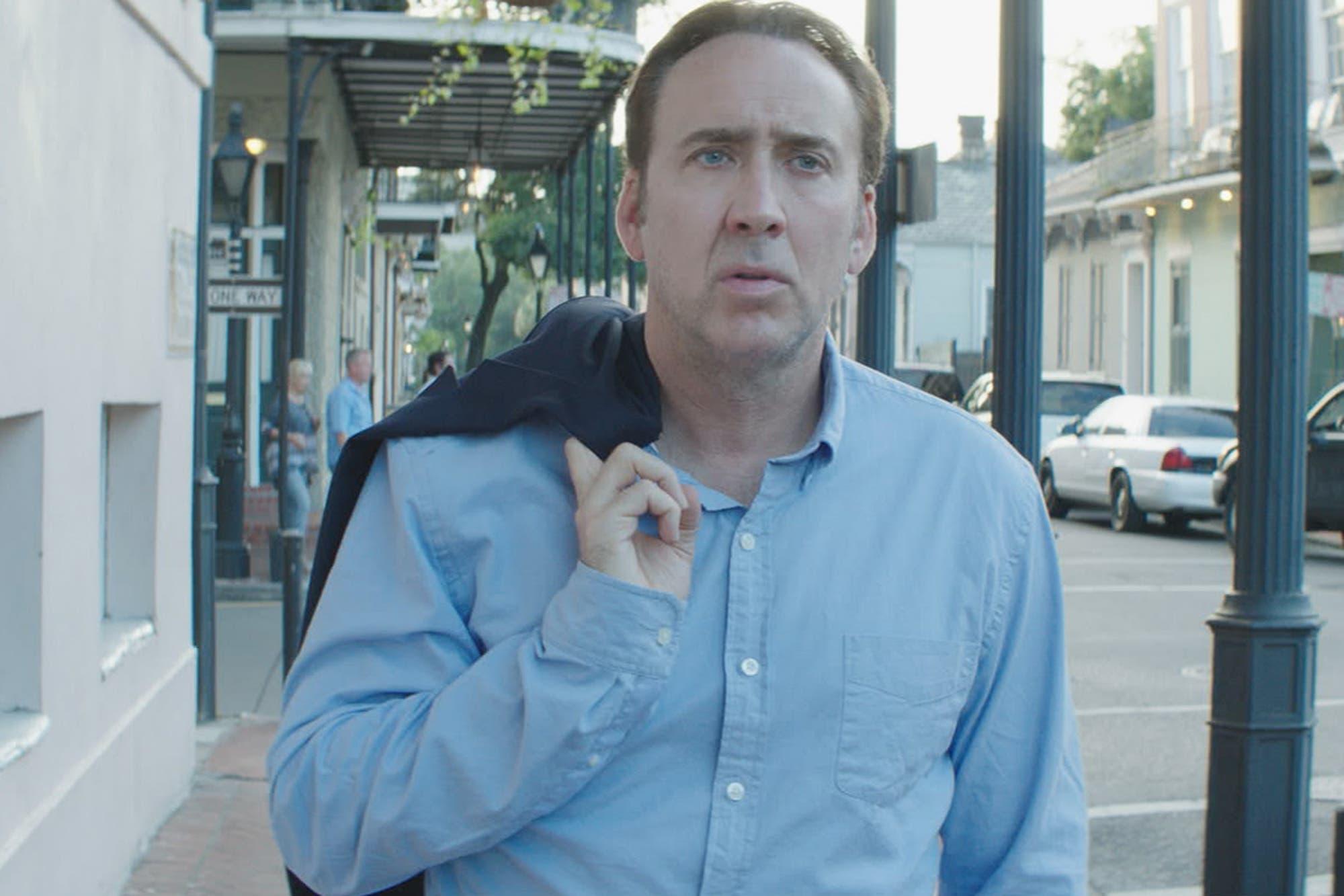 La bizarra nueva película que protagonizará Nicolas Cage