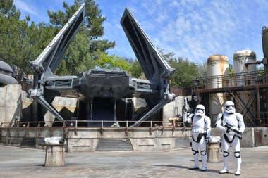 El parque temático Star Wars