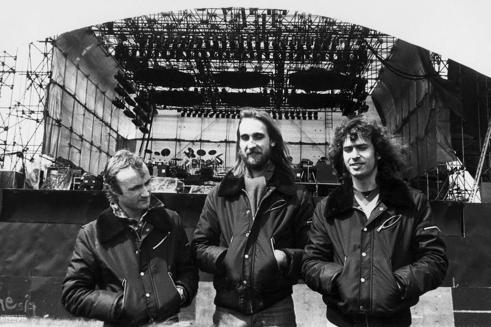 Con Phil Collins, Genesis vuelve a salir de gira por el Reino Unido