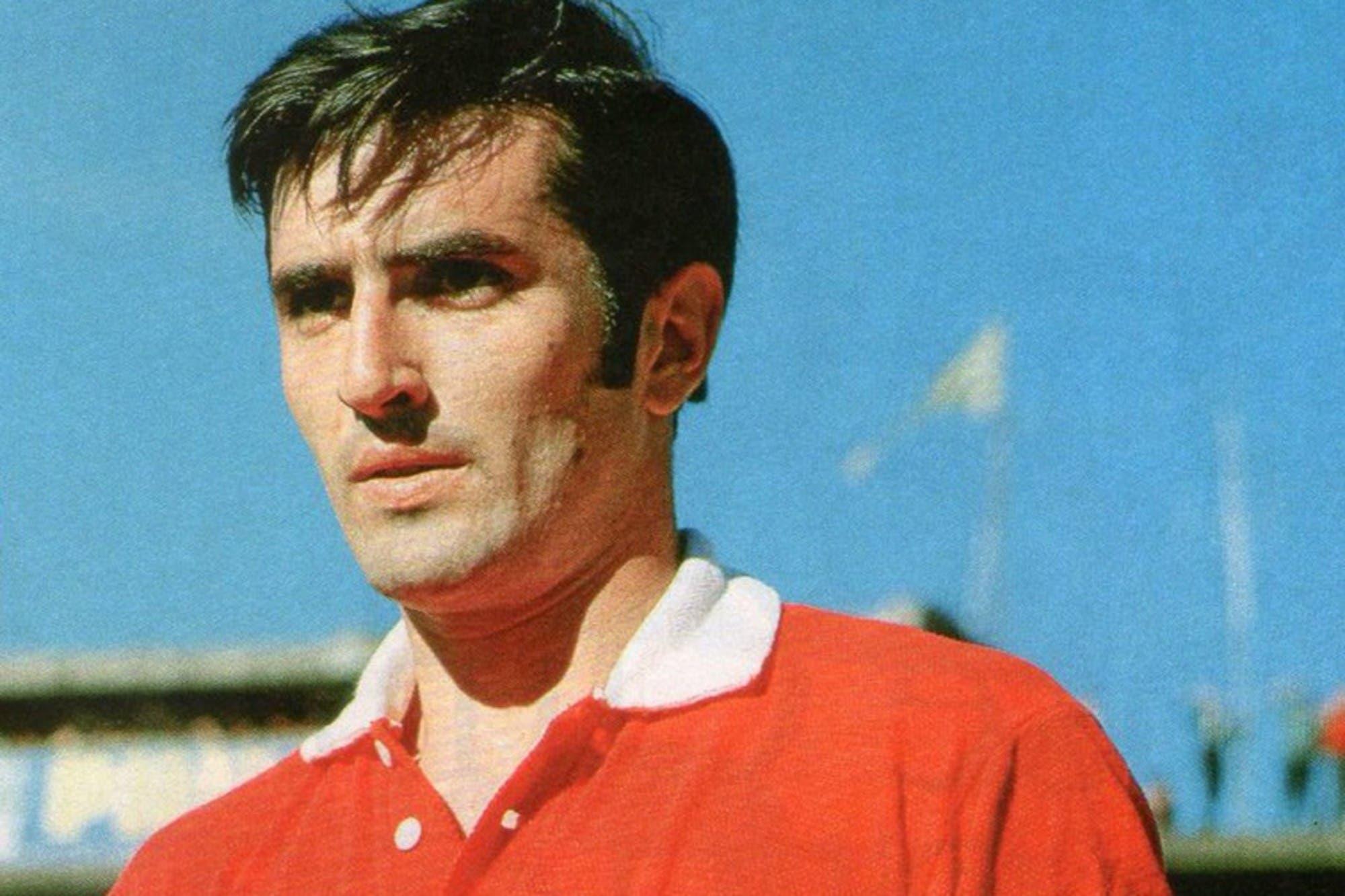 Eduardo Maglioni, el hombre récord de Independiente: tres goles en un minuto 51 segundos