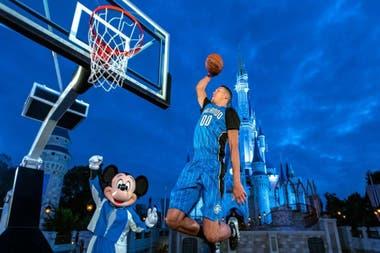 La NBA se muda a Disney: la fecha de regreso, los equipos que la ...