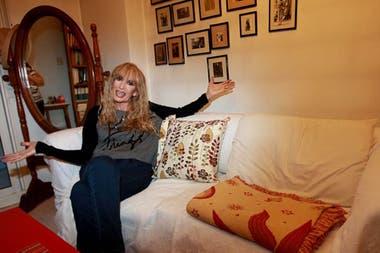 Luisa Delfino y su programa Te escucho quedaron marcados en la historia de la radio