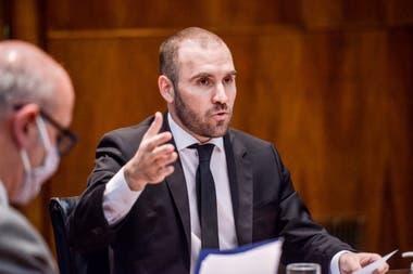 Las previsiones del ministro Martìn Guzmàn para el presupuesto 2021 prevén que la recuperación de la actividad no compensará la caída histórica de este año
