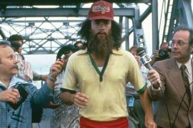 Tom Hanks pagó de su bolsillo la emblemática escena de la carrera de Forrest por Estados Unidos