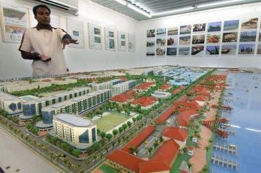 El diseño urbanístico y arquitectónico de Hulhumalé está pensado para reducir el consumo de energía