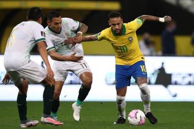 Brasil visita a Perú luego de golear a Bolivia en la primera fecha de las Eliminatorias