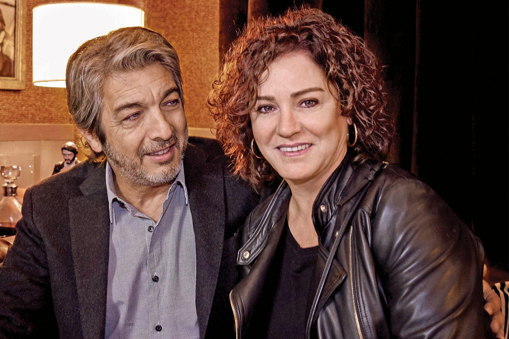 Ricardo Darín y Florencia Bas viajaron a Punta del Este