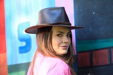 Natalie Pérez debutó a los once años en la factoría de Cris Morena y nunca dejó de trabajar