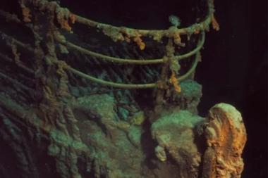 La empresa OceanGate Expeditions ofrece un servicio tentador para los amantes de la historia y el destino del barco