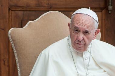 El papa Francisco llamó a EE.UU. a la responsabilidad y a la reconciliación nacional